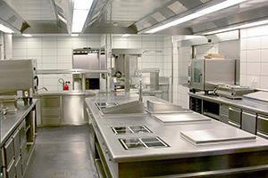 Küchensanierung Stadtcasino